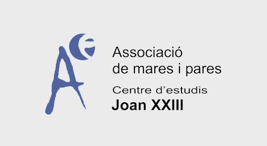 Logotip realitzat al 2004 per a una associació de pares vinculada a una entitat educativa