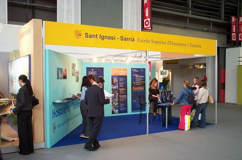 estand salo turisme 2002 sarria 2