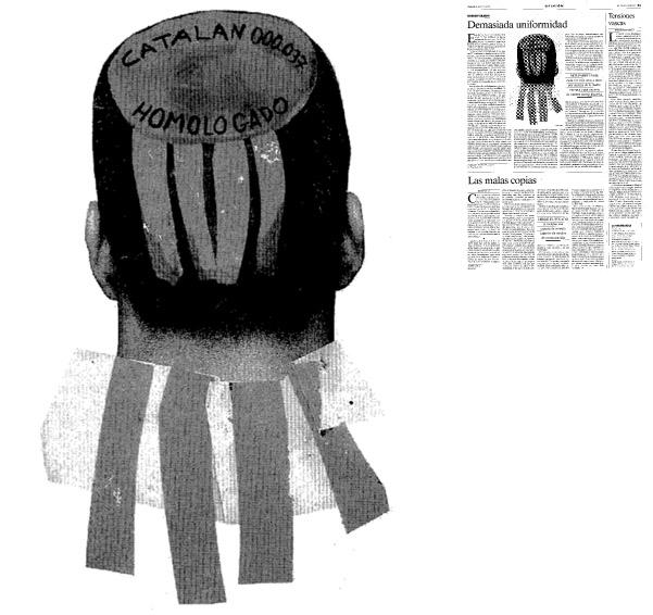 Publicada a La Vanguardia, secció d'Opinió 4-07-1997