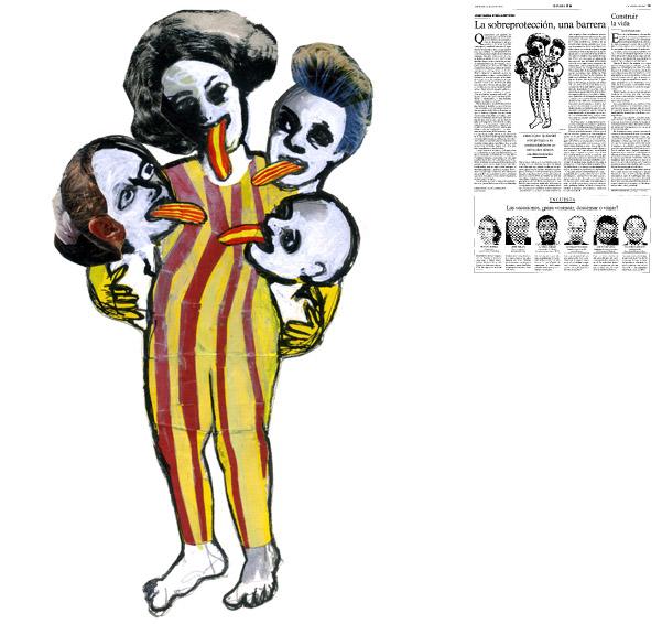 Publicada a La Vanguardia, secció d'Opinió 30-07-1997