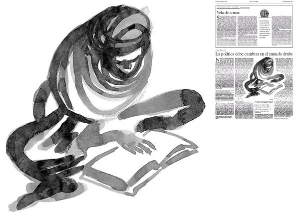 Publicada a La Vanguardia, secció d'Opinió, 8-03-2003