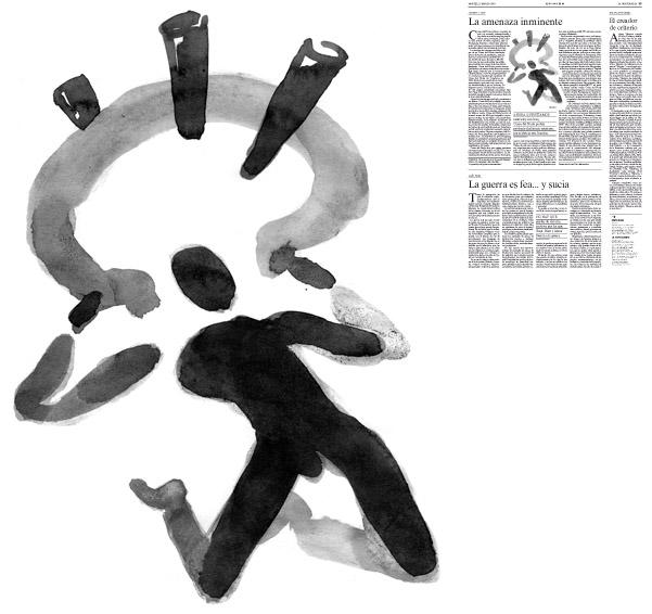 Publicada a La Vanguardia, secció d'Opinió, 25-03-2003