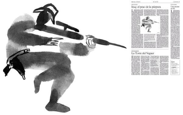 Publicada a La Vanguardia, secció d'Opinió, 8-10-2003