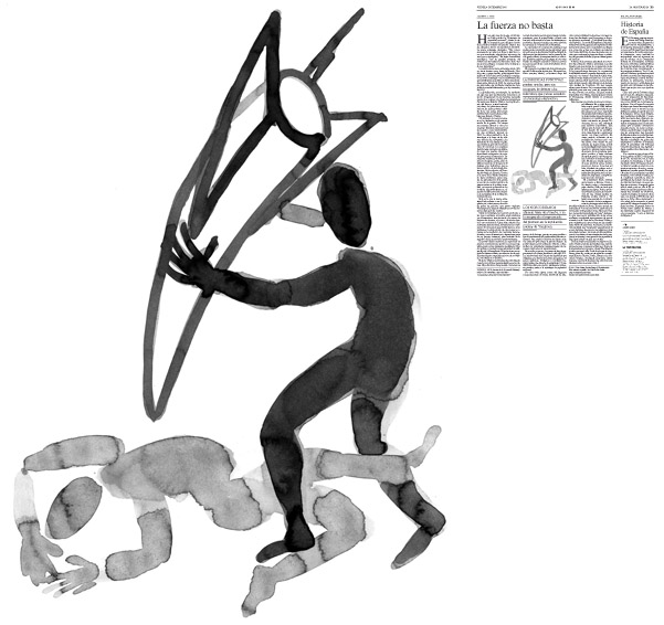 Publicada a La Vanguardia, secció d'Opinió, 4-12-2003