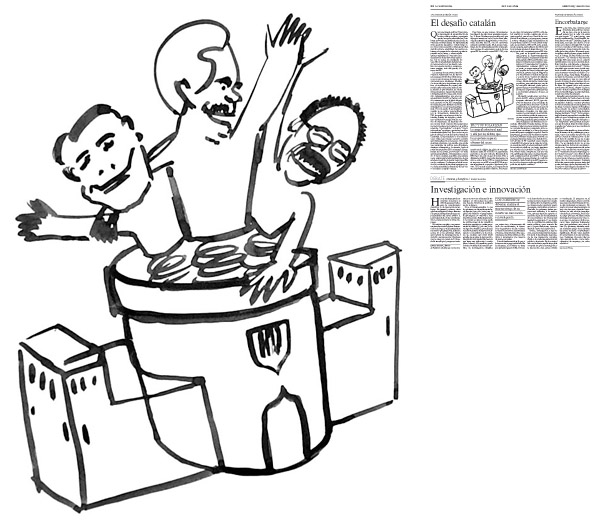 Publicada a La Vanguardia, secció d'Opinió 3-03-2004