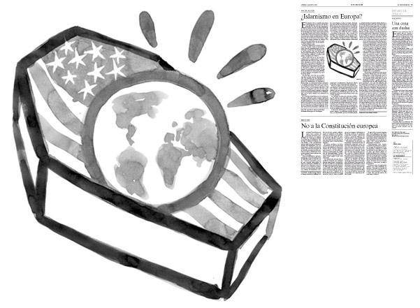 Publicada a La Vanguardia, secció d'Opinió 9-08-2004