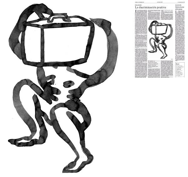 Publicada a La Vanguardia, secció d'Opinió 11-11-2004