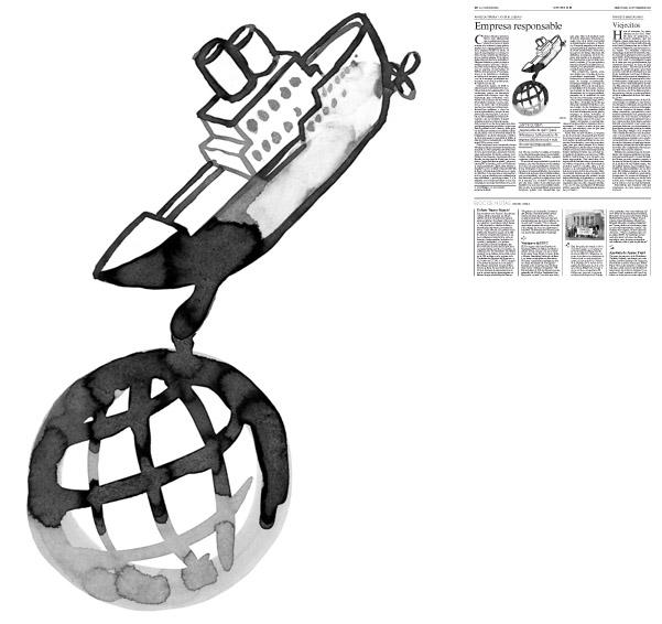 Publicada a La Vanguardia, secció d'Opinió 24-11-2004