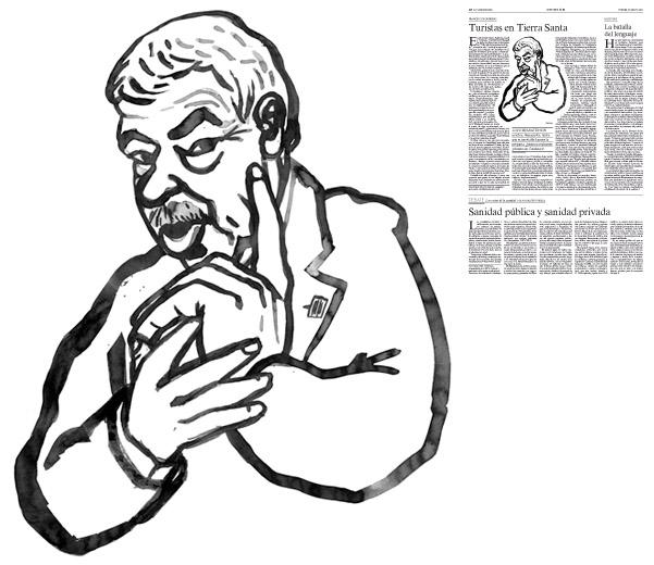 Publicada a La Vanguardia, secció d'Opinió, 26-05-2005