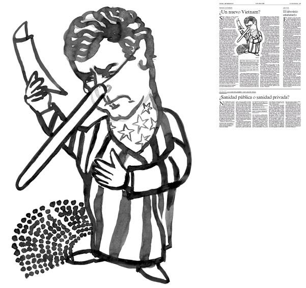 Publicada a La Vanguardia, secció d'Opinió, 1-09-2005