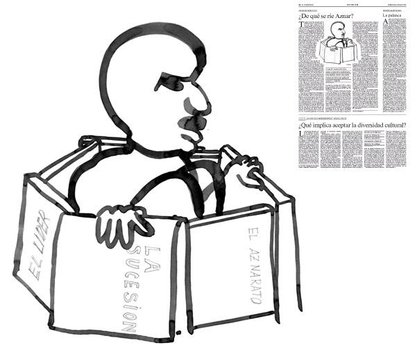 Publicada en La Vanguardia, sección de Opinión 8-03-2006