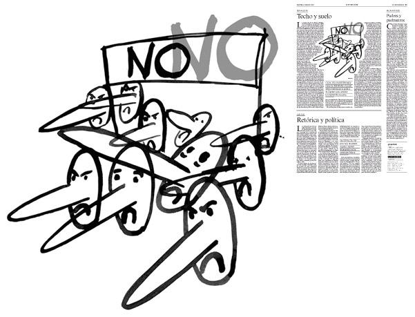 Publicada en La Vanguardia, sección de Opinión 21-03-2006