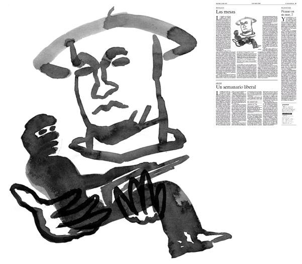 Publicada en La Vanguardia, sección de Opinión 4-04-2006