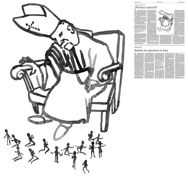 Publicada en La Vanguardia, sección de Opinión 8-05-2006