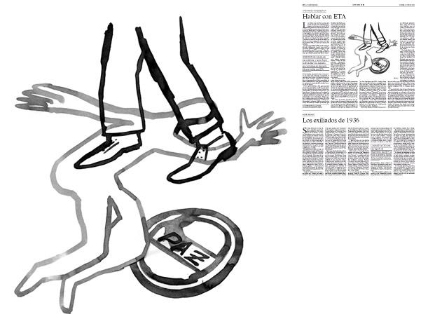 Publicada en La Vanguardia, sección de Opinión 10-07-2006