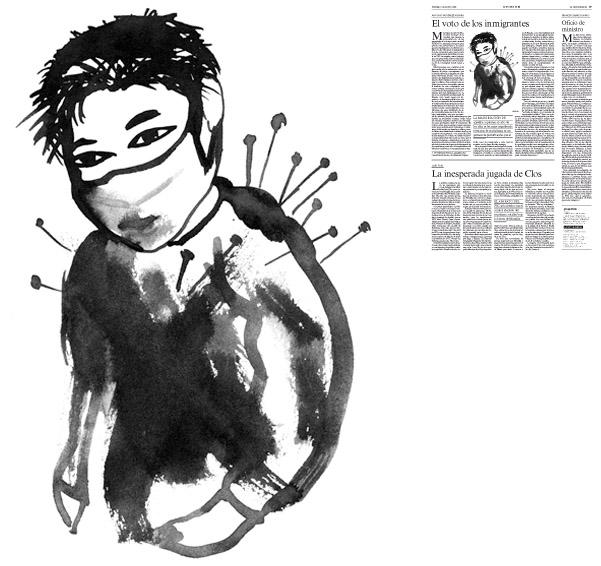 Publicada en La Vanguardia, sección de Opinión 31-08-2006