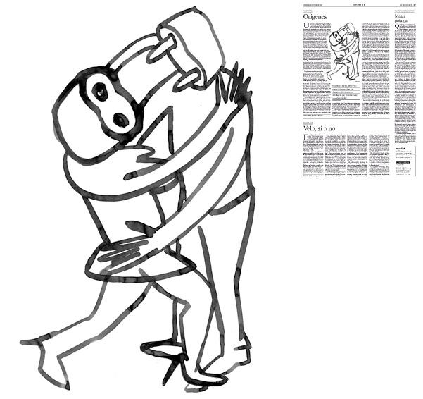 Publicada en La Vanguardia, sección de Opinión 20-10-2006