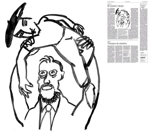 Publicada en La Vanguardia, sección de Opinión 31-10-2006