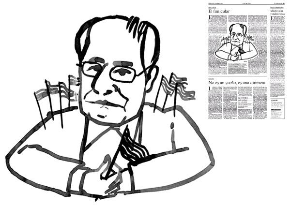 Publicada en La Vanguardia, sección de Opinión 14-11-2006