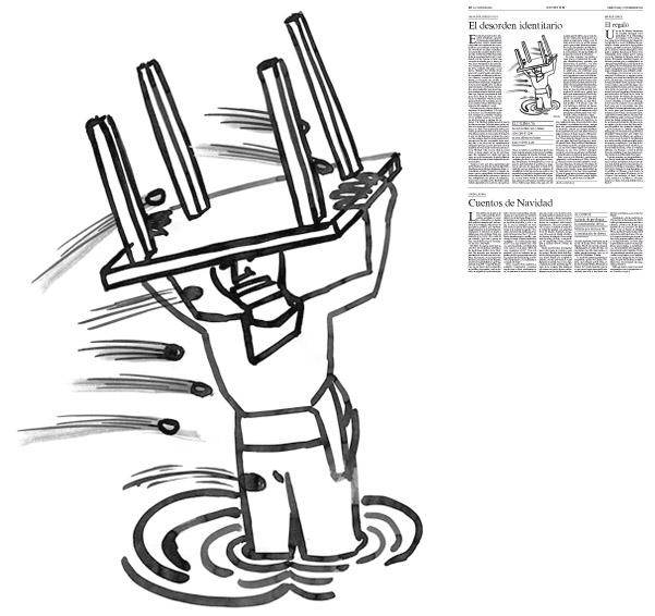 Publicada en La Vanguardia, sección de Opinión 27-12-2006
