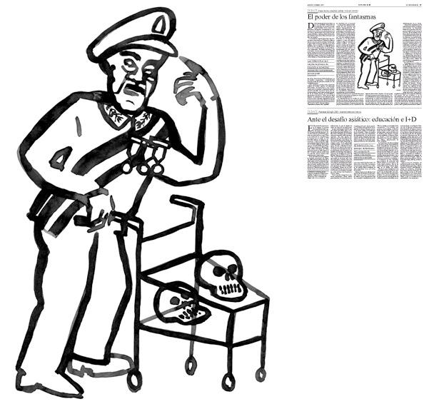 Publicada a La Vanguardia, secció d'Opinió 6-01-2007