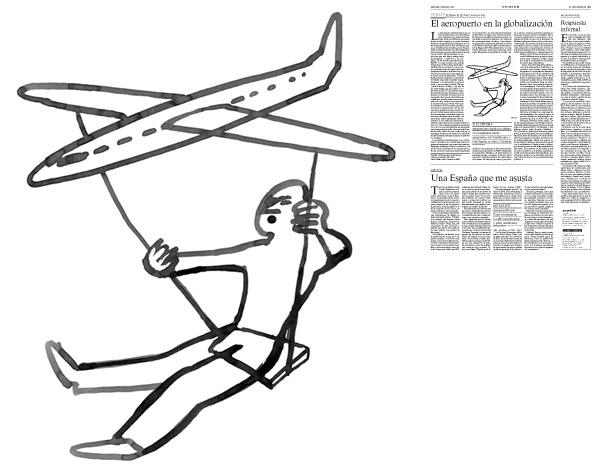 Publicada a La Vanguardia, secció d'Opinió 6-03-2007