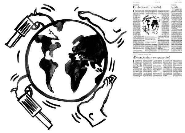 Publicada a La Vanguardia, secció d'Opinió 1-10-2007