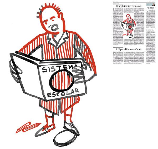 Publicada a La Vanguardia, secció d'Opinió, 14-02-2008