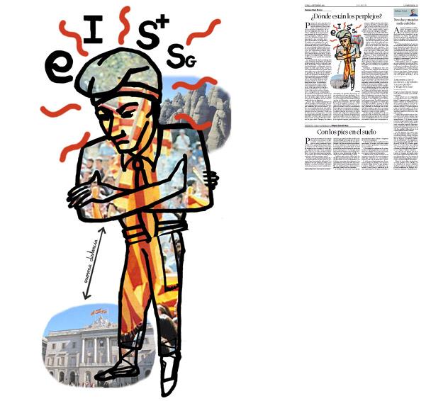 Publicada a La Vanguardia, secció d'Opinió, 22-09-2008