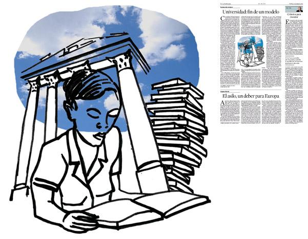 Publicada a La Vanguardia, secció d'Opinió, 4-12-2008