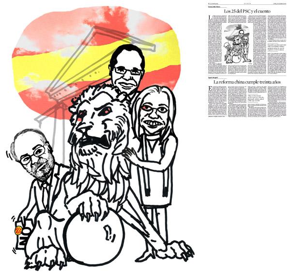 Publicada a La Vanguardia, secció d'Opinió, 15-12-2008