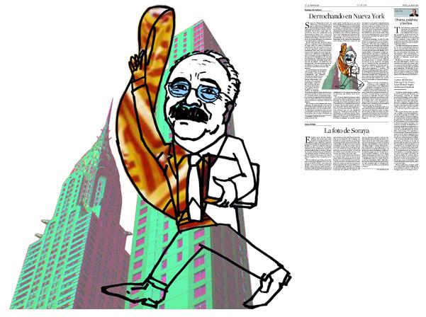 Publicada en La Vanguardia, sección de Opinión, 22-01-2009