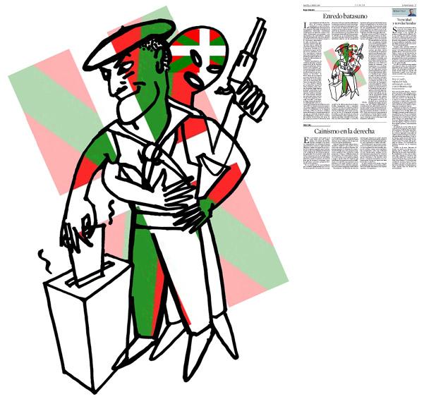 Publicada en La Vanguardia, sección de Opinión, 27-01-2009