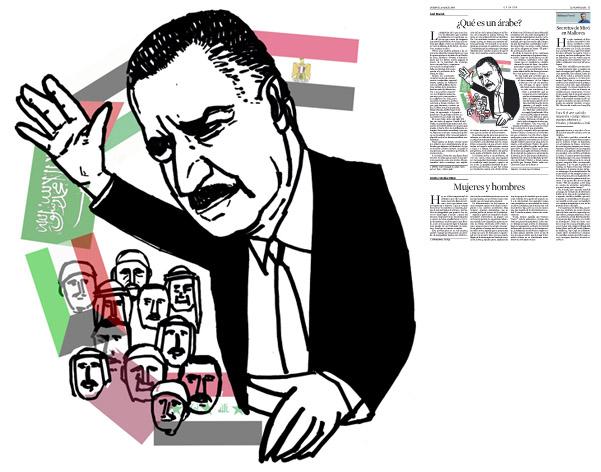 Publicada en La Vanguardia, sección de Opinión, 8-03-2009