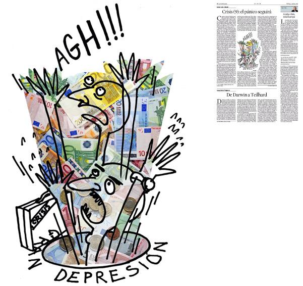 Publicada en La Vanguardia, sección de Opinión, 12-03-2009