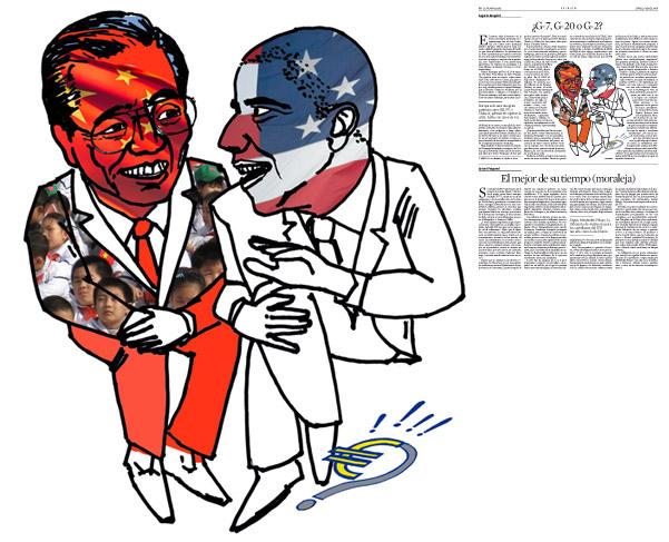 Publicada en La Vanguardia, sección de Opinión, 6-04-2009