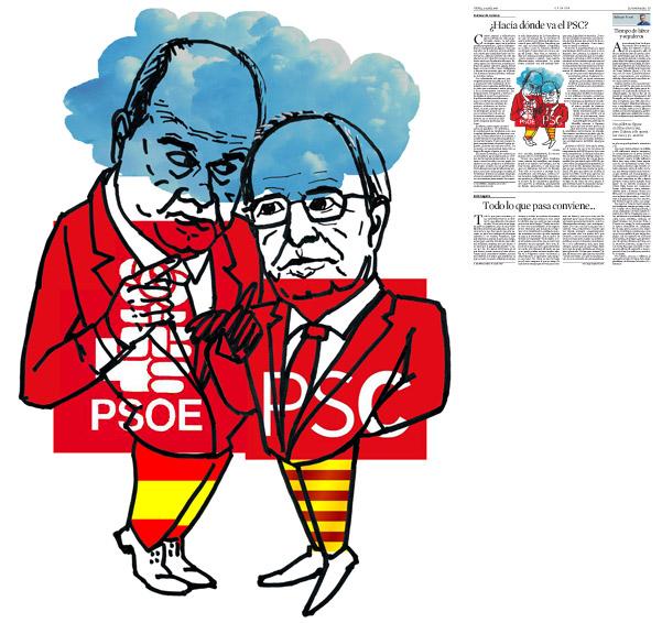Publicada en La Vanguardia, sección de Opinión, 23-04-2009