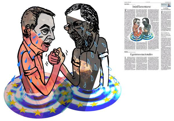 Publicada en La Vanguardia, sección de Opinión, 2-06-2009