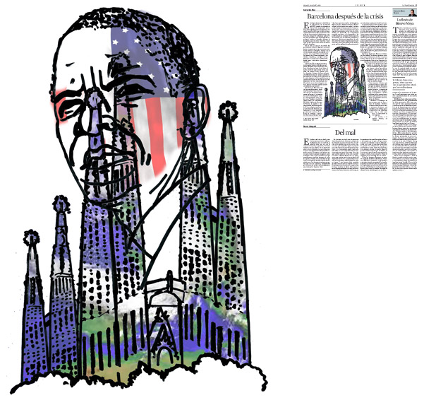 Publicada en La Vanguardia, sección de Opinión, 15-08-2009