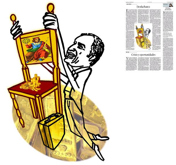 Publicada en La Vanguardia, sección de Opinión, 6-10-2009