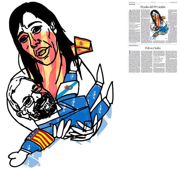 Publicada en La Vanguardia, sección de Opinión, 29-03-2010