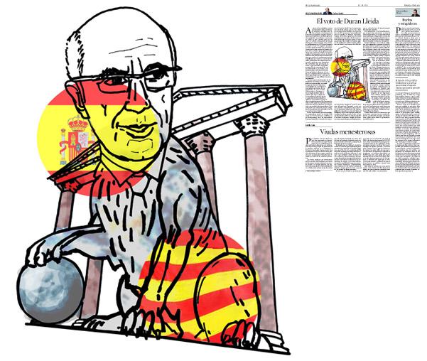 Publicada en La Vanguardia, sección de Opinión, 4-06-2010