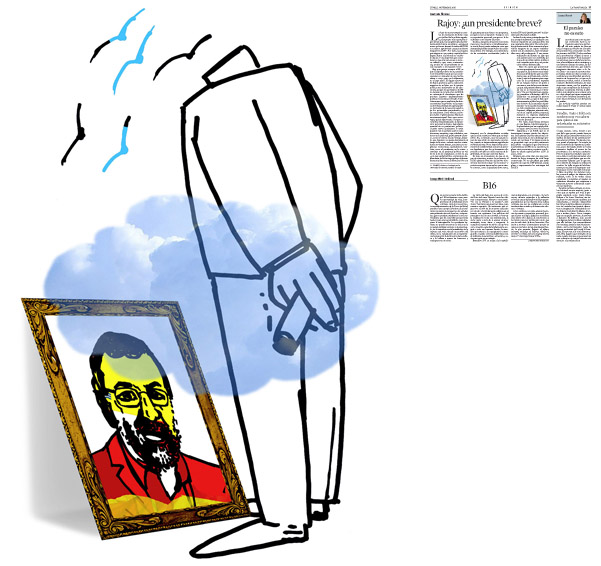 Publicada en La Vanguardia, sección de Opinión, 1-11-2010