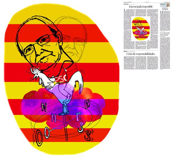 Publicada en La Vanguardia, sección de Opinión, 7-12-2010