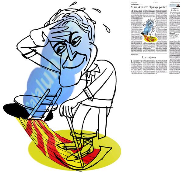 Publicada en La Vanguardia, sección de Opinión, 15-12-2010