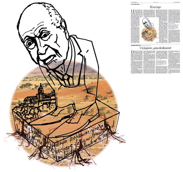 Publicada en La Vanguardia, sección de Opinión, 25-12-2010