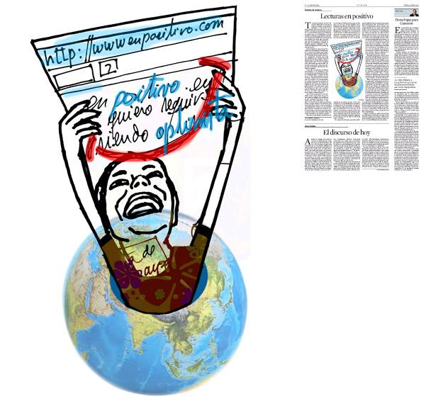 Publicada en La Vanguardia, sección de Opinión, 6-01-2011