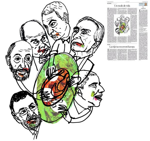 Publicada en La Vanguardia, sección de Opinión, 29-03-2011