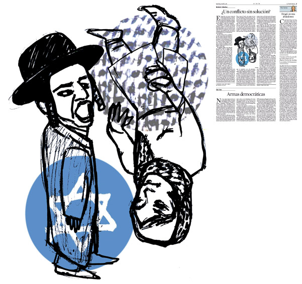 Publicada en La Vanguardia, sección de Opinión, 19-04-2011