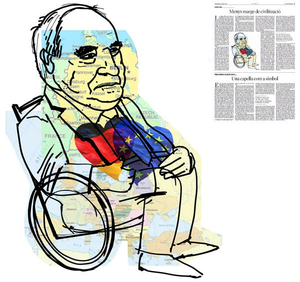 Publicada en La Vanguardia, sección de Opinión, 22-05-2011